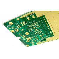 China Printed PCB Boards With 6 Layers Diagram Immersion Gold Finished Assembly wholesale