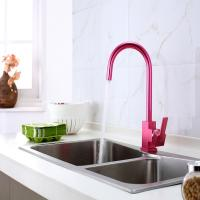 China Great Fashion Pink Colr Drinking Water Taps  Kitchen Device Fitting wholesale