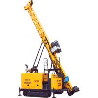 China HYDX - 5A Full Hydraulic Core Drill Rig With Crawler Mountd NQ 1300m HQ 1000m wholesale