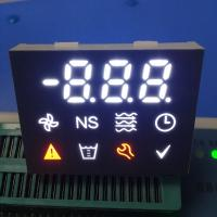 China Enhanced Background Multicolor Custom LED Display For Refrigerator 0.4 Inch wholesale