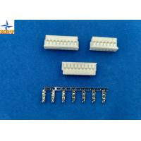 China Dual Row Wire To Board Connector with 2.00mm Pitch Tin-plated Contact Fully Shrouded Header wholesale