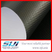 China Grey Backing Flex Banner Roll wholesale
