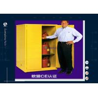 China Gas Cylinder Corrosive Storage Cabinets , Laboratory Chemical Safety Cabinet on sale
