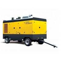 China ISO Borewell Drilling Machine Air Compressor wholesale