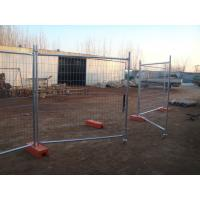 Wholesale As4687 Approved 2100mm X 2400mm Temporary Fencing Panels from china suppliers