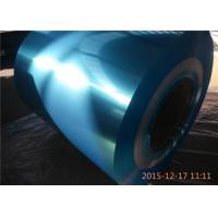 Quality Decoration 1100 Series Aluminum Sheet 3mm Aluminium Sheet With Blue Pvc Film for sale