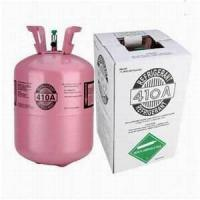 China R410A Purity 99.8% Mixed Refrigerant gas R410A with OEM for heat pumps, small chillers on sale