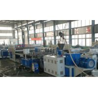 China Weatherproof PVC Free Foam Board Production Line , PVC Skinning Board Making Machines wholesale