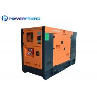 Quality 230/400V 50HZ 48kw 60kva Silent Diesel Generator Set Powered By Cummins for sale