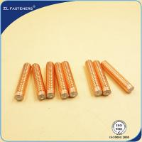 China Taylor DA Long Cycle Threaded Weld Studs For Drawn Arc Stud Welding wholesale