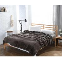 Buy cheap Lightweight Mesh Plush Embossed Flannel Bedsheet Decorative Waffle Flannel from wholesalers
