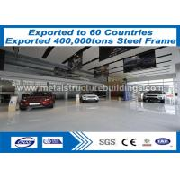 China H Beam Formed Building Steel Frame Metal Frame Construction AWS Welding wholesale