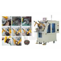 China Simultaneously Wedge and Coil Inserting Machine for Induction Motor Stator wholesale