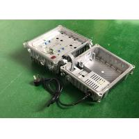 Buy cheap Outdoor Optical Transmitter And Receiver , Four Digi FTTH Optical Receiver from wholesalers