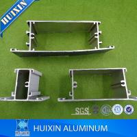 Anodized Aluminum Curtain Wall : High quality anodized aluminum curtain wall profiles of