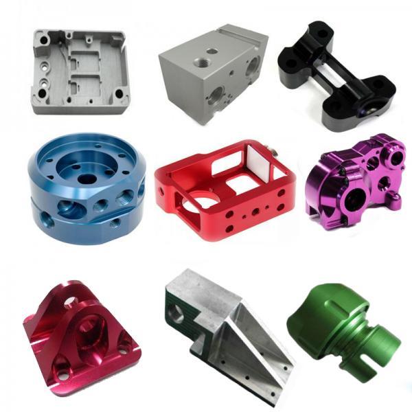 Custom Cnc Precision Aluminium Machining Parts High