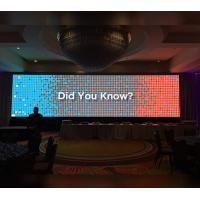 China Full Color Indoor Fixed LED Display Small Pitch Ultra High Definition 200*150 Module wholesale