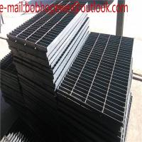 China low price high-strength cross-grid galvanized steel grating/galvanized serrated catwalk steel grating/steel grating cove wholesale