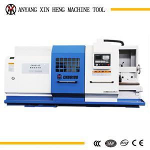 China CK6163 Hot selling cnc lathe machine China mainland spindle bore 100mm on sale