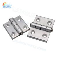 Quality 304 Stainless Steel Aluminium Profile Connectors Door Hinges Powder Coating for sale