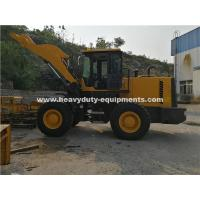 Buy cheap SINOMTP 938 Wheel Loader With 400mm Ground Clearance And 4.83s Boom Lifting Time from wholesalers