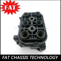 Quality OEM Air Pump Valve Block For Audi A8 D3 Air Suspension Compressor 4E0616007B for sale