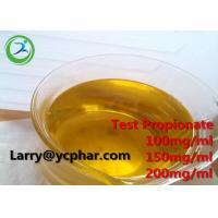 Quality 99% Assay Testosterone Propionate/ Injectable Testosterone propionate 100mg/ml for sale