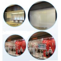 China Switchcable smart film screen, laminated smart glass screen, tempered laminated smart glass on sale
