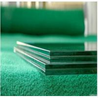 Quality 8mm Glass Building Material Insulated Tempered Laminated Glass 2400 × 3600mm for sale