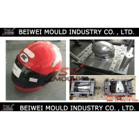 Buy cheap quality professional motorcycle helmet injection mould maker from wholesalers