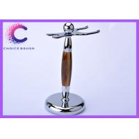 China Traditional shaving kits safety razor brush stand  for men care tools wholesale