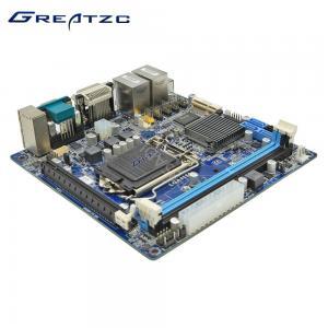 China MINI ITX Dual LAN Mainboard 2 Network Card LGA1155 Socket Motherboard wholesale