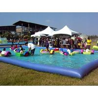 Inflatable Swimming Pool With Water Slide Toys Of Ec91105154