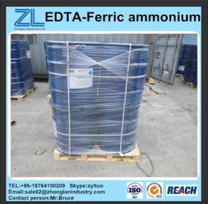 Quality China 40~46% Ferric ammonium EDTA for sale