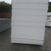 China construction building materials ploystyrene foam insulated sandwich exterior wall panel wholesale