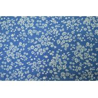 China Dyeing Yarn Denim Print Fabric Shrink - Resistant With Custom Made Pattern wholesale