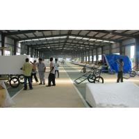China Continuous Polystyrene Sponge Foam Manufacturing Equipment For Mattress / Pillow wholesale