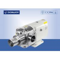 Buy cheap SIC / SIC / EPDM High Purity Pumps Mechanical Positive Pump With Internal Safety from wholesalers