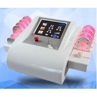 Wholesale Portable Lipo Laser Slimming Machine 650nm / 980nm For Women from china suppliers