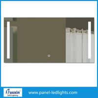 China Illuminated Square Led Bathroom Wall Mirror 600mm*800mm For Beauty Salon on sale
