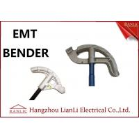 "Buy cheap 3/4"" 1"" Aluminum EMT Conduit Bender Conduit Tools with Blue / Yellow / White from wholesalers"