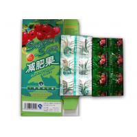 China Herbal Slim Pomegranate Botanical Slimming Capsule with FDA Certified wholesale