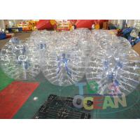 China Outdoor Sport Team Zorb Inflatable Ball Security Waterproof For Adult wholesale