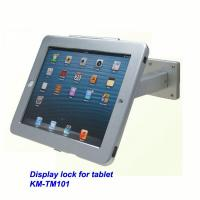 Buy cheap COMER wall mount anti-theft display stand for tablet ipad in shop, hotels, restaurant from wholesalers