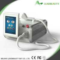 China Painless 808nm portable diode laser hair removal machine wholesale