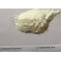 China Boldenone propionate 99% Purity Steroids Boldenone steroid powder for bodyBuilding wholesale