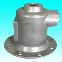 China ADC12 Aluminum Hydraulic Pump Parts For Industrial Recycle Aluminum Components wholesale