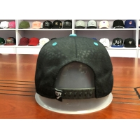 China Hot Sales ACE Unisex Characteristic 6 panels Sublimination Print Bill With 3D Embroidery Logo Snapback Flat Brim Cap wholesale