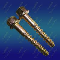 Buy cheap Hex Screw Spikes from wholesalers