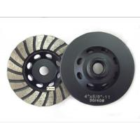 China 7 Inch Grinding Cup Wheel with 6 Arrow Segments wholesale